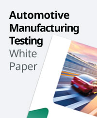 Automotive manufacturing test