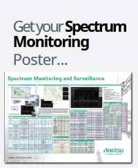 Spectrum Monitoring & Surveillance poster