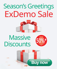 The ExDemo sale