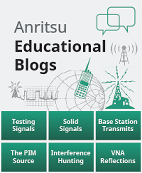Anritsu Educational Blogs