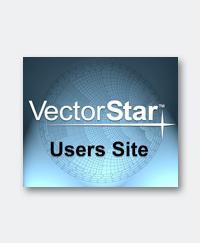 VectorStar Users Site