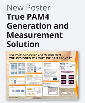 PAM4 Poster