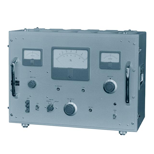 Measuring instrument for PCM