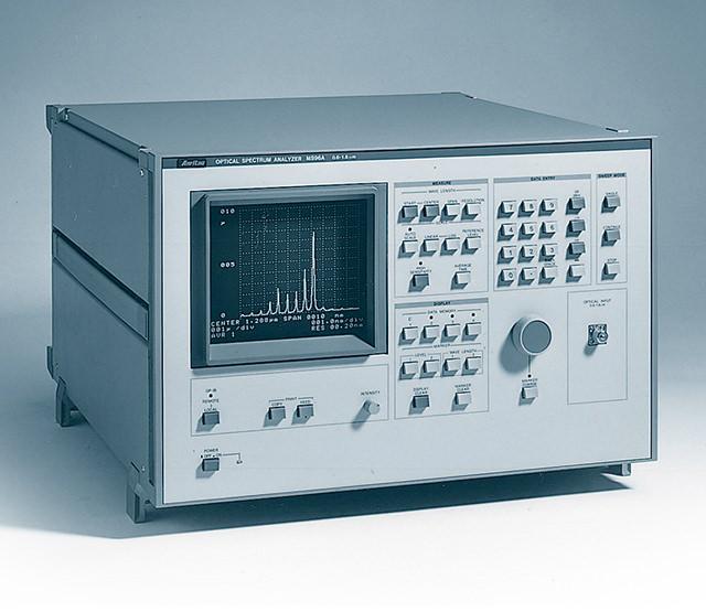 Optical spectrum analyzer MS96A