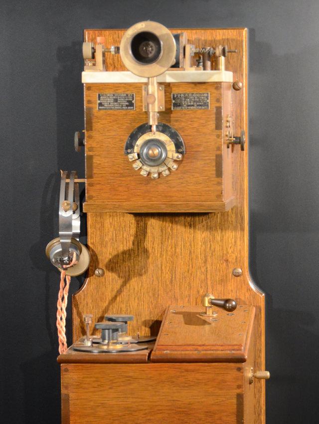 Our TYK radiotelephone equipment