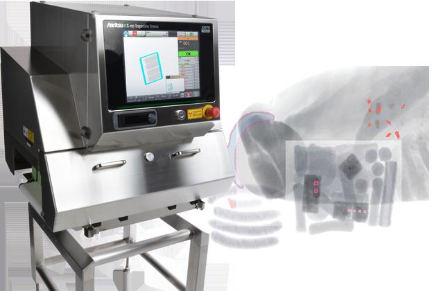 異物検出、パッケージ検査、外観検査-  Contaminant Detection / Quality Inspection