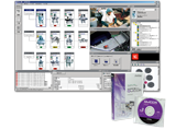 QuiCCA  KX9002A:生産ラインの監視と診断 - Real-time production line monitoring and analysus