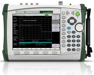 Spectrum Master MS2724C