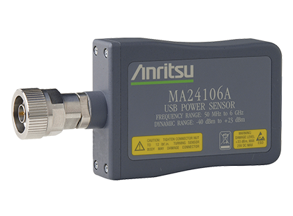 MA24106A USB Power Sensors