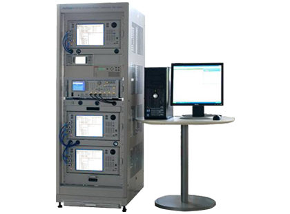 TD-SCDMAプロトコルコンフォーマンステストシステム ME78070A
