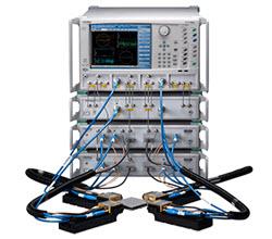 ME7838A Broadband Vector Network Analyzer