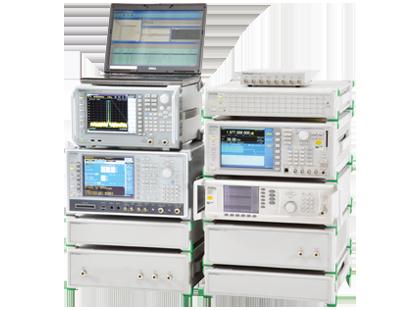 モバイルコミュニケーションテストシステム ME7878B