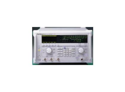 射频模拟信号源  MG3642A