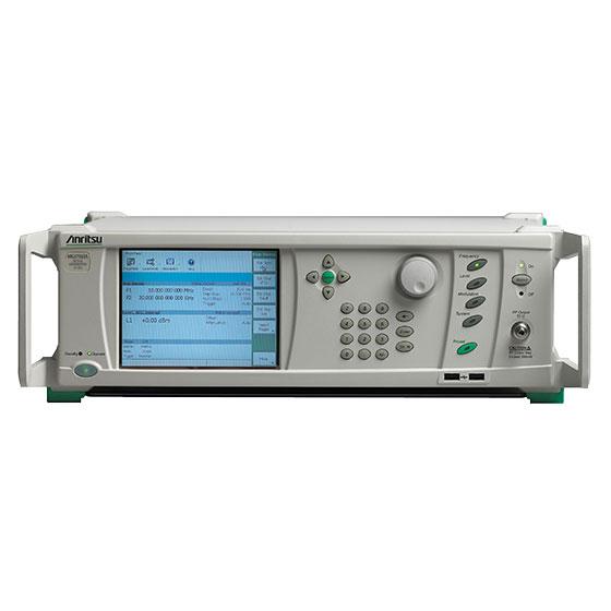 高速スイッチングマイクロ波信号発生器 MG37020A