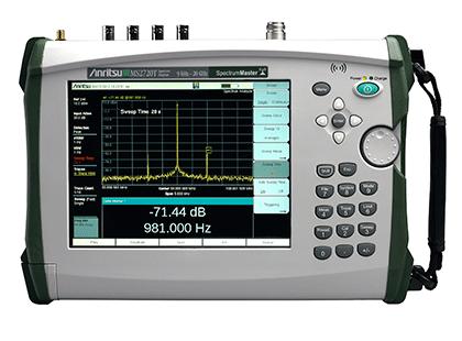 Handheld Spectrum Analyzer MS2720T