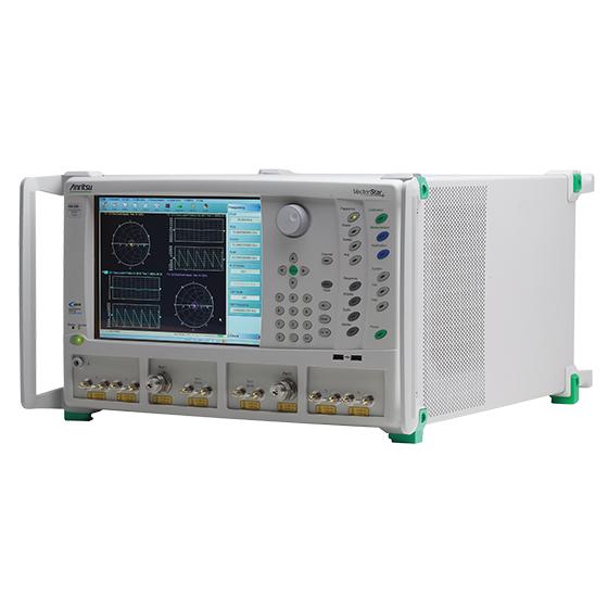 Network Analyzer Testing Radar Gun : Vectorstar family of rf µw mmw vnas ms b series