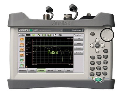 Site Master Cable & Antenna Analyzer + Spectrum Analyzer S331L