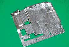 マシニングセンタ加工品(アルミ材)