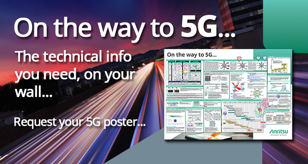 On the way to 5G - Poster
