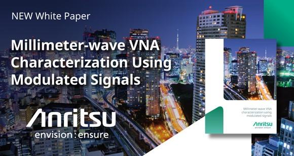 Millimeter-wave VNA Characterization