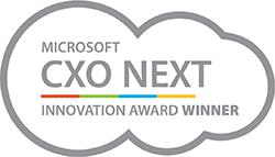 CXO NEXT Innovation Award Winner