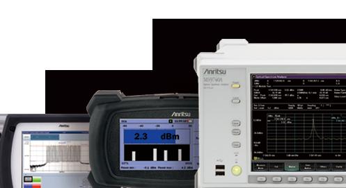 デバイス&コンポーネント測定器 光スペクトラムアナライザ