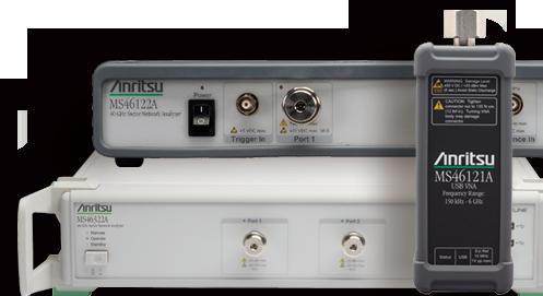 デバイス&コンポーネント測定器 ネットワークアナライザ