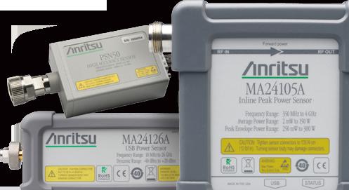 Power Meters and Sensors