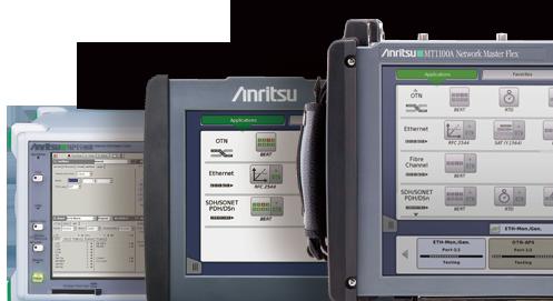 トランスポート・データ通信関連測定器 SDH/SONET/OTN関連測定器