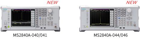 MS2840A-040/041、MS2840A-044/046