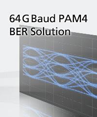 High Speed PAM4 BER Solution