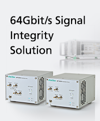 64G bit/s Signal Integrity solution