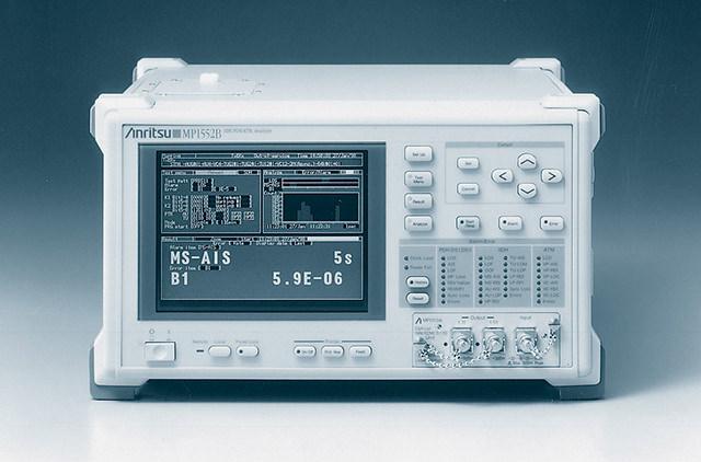 PDH/SDH/ATM アナライザ MP1552B