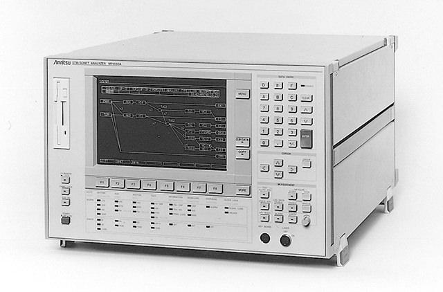 STM/SONET アナライザ MP1560A