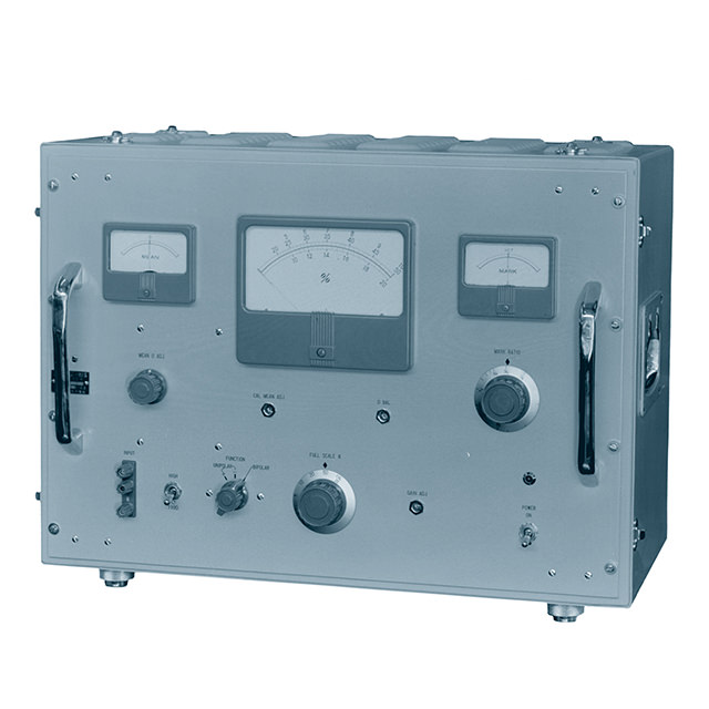 Measuring instrument for PCM