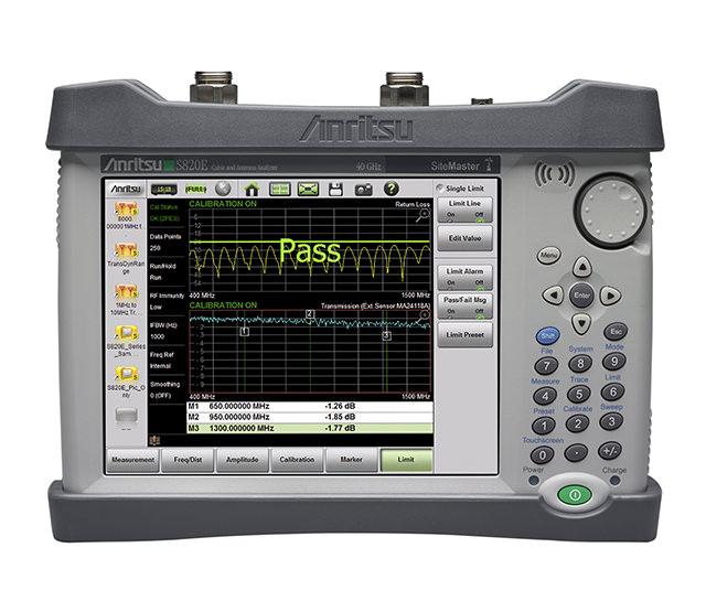 Microwave Site Master S820E