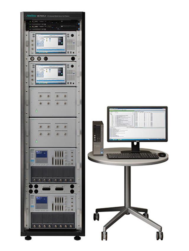 モバイル端末テストプラットフォーム ME7834