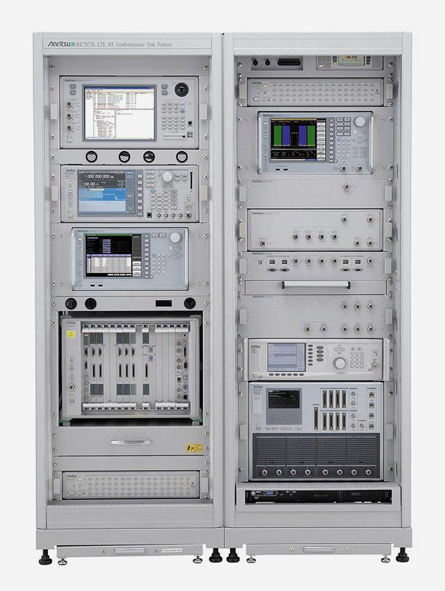 LTEコンフォーマンステストシステム ME7873L
