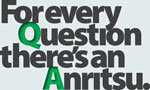 For every Question there's an Anritsu
