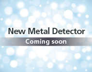 [NEW] Metal Detector
