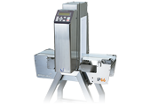 金属検出機 縦型モデル スーパーメポリⅢ - Metal Detector Vertical model