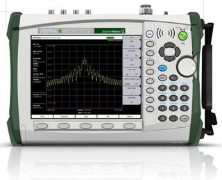Spectrum Master MS2725C