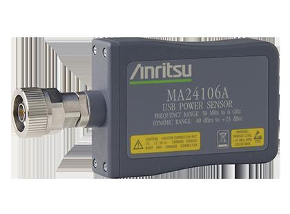 USB 전력 센서(평균) MA24106A