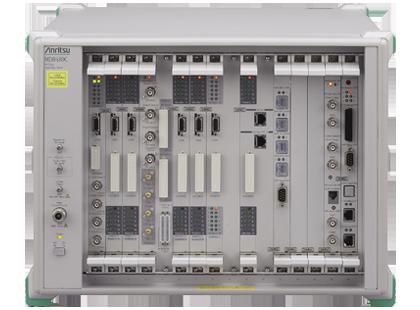W-CDMA シグナリングテスタ(基地局シミュレータ) MD8480C