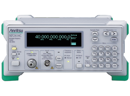 MF2414C Microwave Frequency Counter