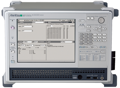 40G SDH/SONET Analyzer MP1595A
