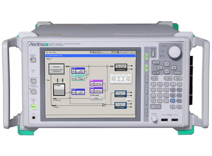 Signal Quality Analyzers MP1800A
