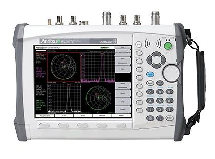 VNA Master MS2027C Vector Network Analyzer