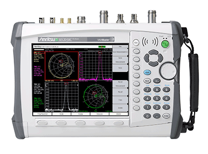 VNA Master + Spectrum Analyzer MS2038C