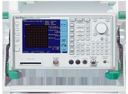 Digital Mobile Radio Transmitter Tester MS8609A